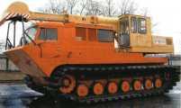 Экскаватор планировщик ТТМ-6901Э