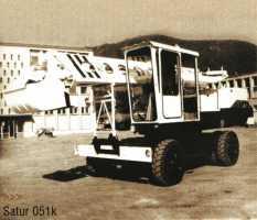 Экскаватор планировщик Satur 051k