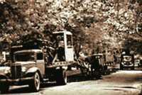 Gradall образца 40-х годов