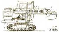 Экскаватор планировщик Э-158А