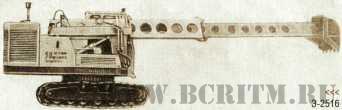 Экскаватор планировщик Э-2516