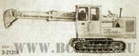 Экскаватор планировщик Э-2131А